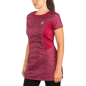 Odlo Irbis X-Warm Dress Damen rumba red